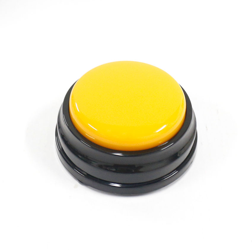 30s Voice Recording Time Sound Button/ Recordable Talking Button