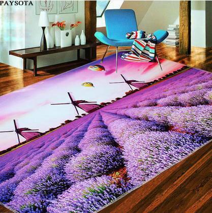 PAYSOTA mode moderne salon tapis Hall chambre tapis maison Rectangle lit couverture thé Table tapis