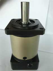 8 arcmin Zuinig planetaire versnellingsbak reducer 15:1-100:1 voor 80mm 750w AC servo motor input as 19mm
