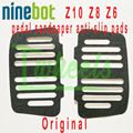 Ninebot Z10 Z8 Z6 педаль наждачная бумага противоскользящие колодки Электрический Одноколесный велосипед запчасти