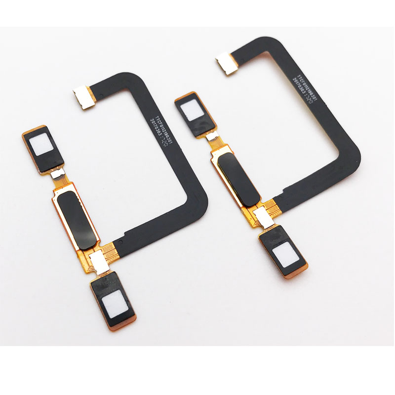 For Nokia 6 Home Button Fingerprint Menu Return Key Recognition Sensor Flex Cable Ribbon High Quality