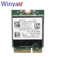 Winyao Broadcom BCM94352Z Wireless AC NGFF Dual Band 802 11ac 300M 867Mbps WIFI Bluetooth BT 4