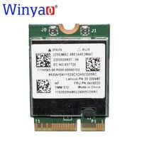 Winyao BCM94352Z Wireless AC NGFF Dual band 802.11ac 300M+867Mbps WIFI Bluetooth BT 4.0 Card