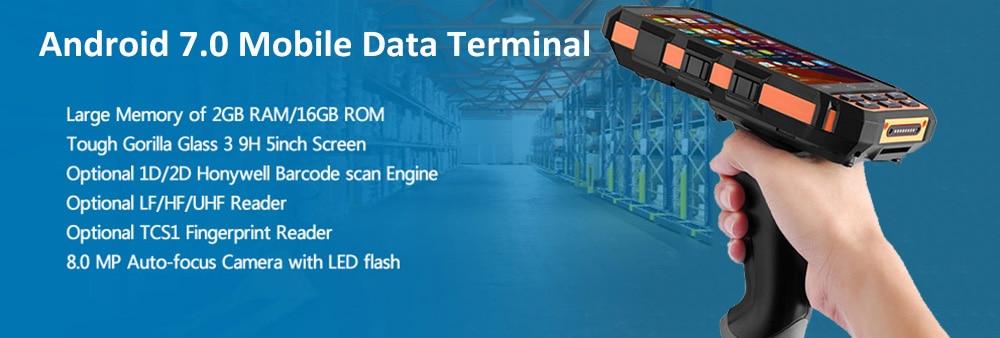 coleta de dados terminal 1d 2d leitor