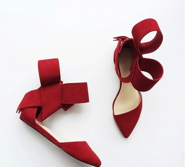 Big Bowtie Ankle Tie Flat Shoes Women Red Pink Blue Suede Women Sandals Flat Casual Shoes Woman Party Dress Shoes Big Size 13Big Bowtie Ankle Tie Flat Shoes Women Red Pink Blue Suede Women Sandals Flat Casual Shoes Woman Party Dress Shoes Big Size 13