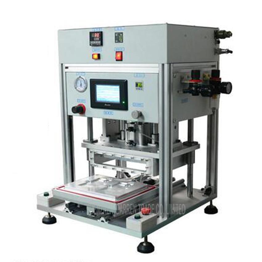 Aletler'ten Elektrikli Alet Setleri'de 1 ADET OCA Vakum Laminasyon Makinesi Dokunmatik Ekran Yenilemek OCA Laminasyon LCD Laminasyon Makinesi