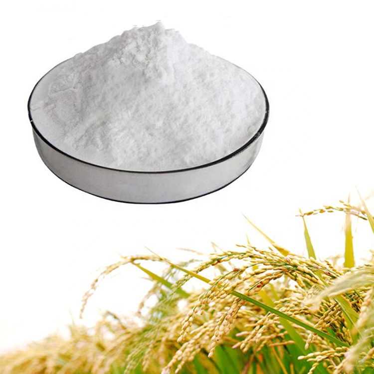 98% Ferulic Acid Powder Pure Cosmetic Grade Rice Bran Extract Skin Care Whitening Antioxidant Raw Materials