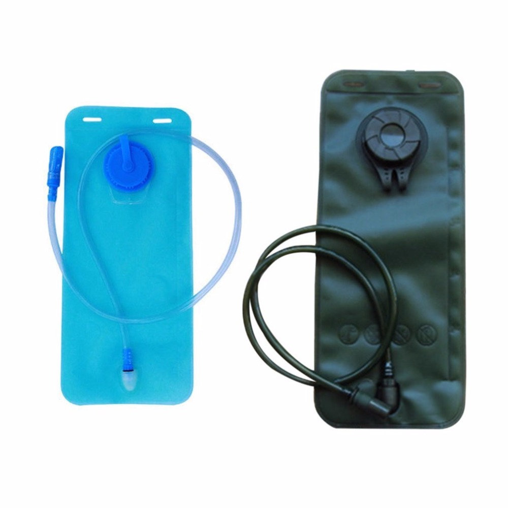 New Outdoor Travel Large Capacity Non-Toxic TPU Foldable Water Bag Camping Hiking Climbing Cycling Water Hydration Bag NEW