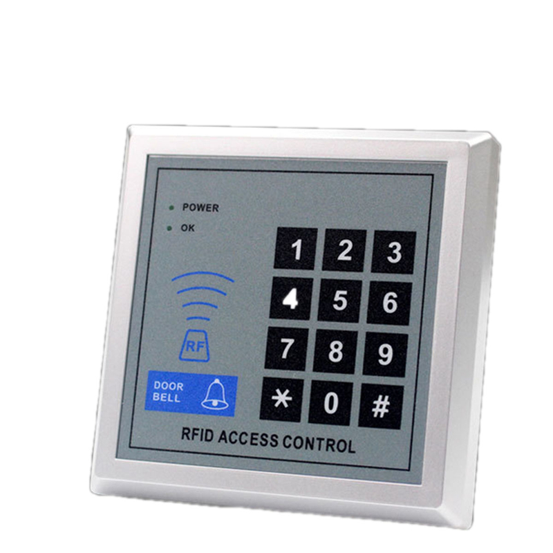 High Quality Access Control System RFID Card Keytab Door Access Control Device Security Proximity Entry Door Lock Free Shipping good quality proximity card access control 1000 card capacity single door access control with magnetic lock without software