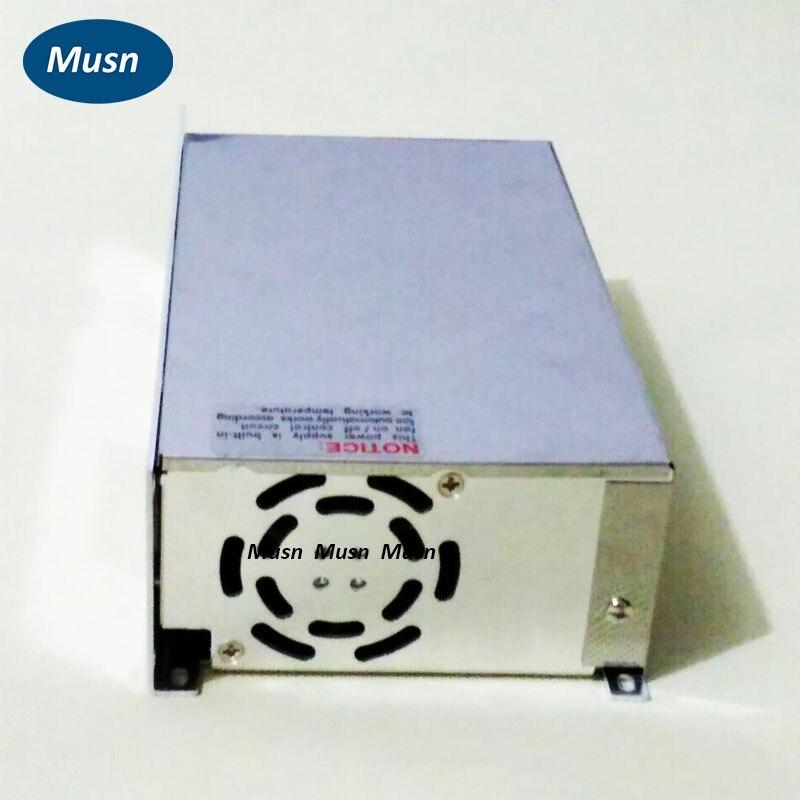 600 Вт 110 В А Импульсный источник питания для светодиодной ленты