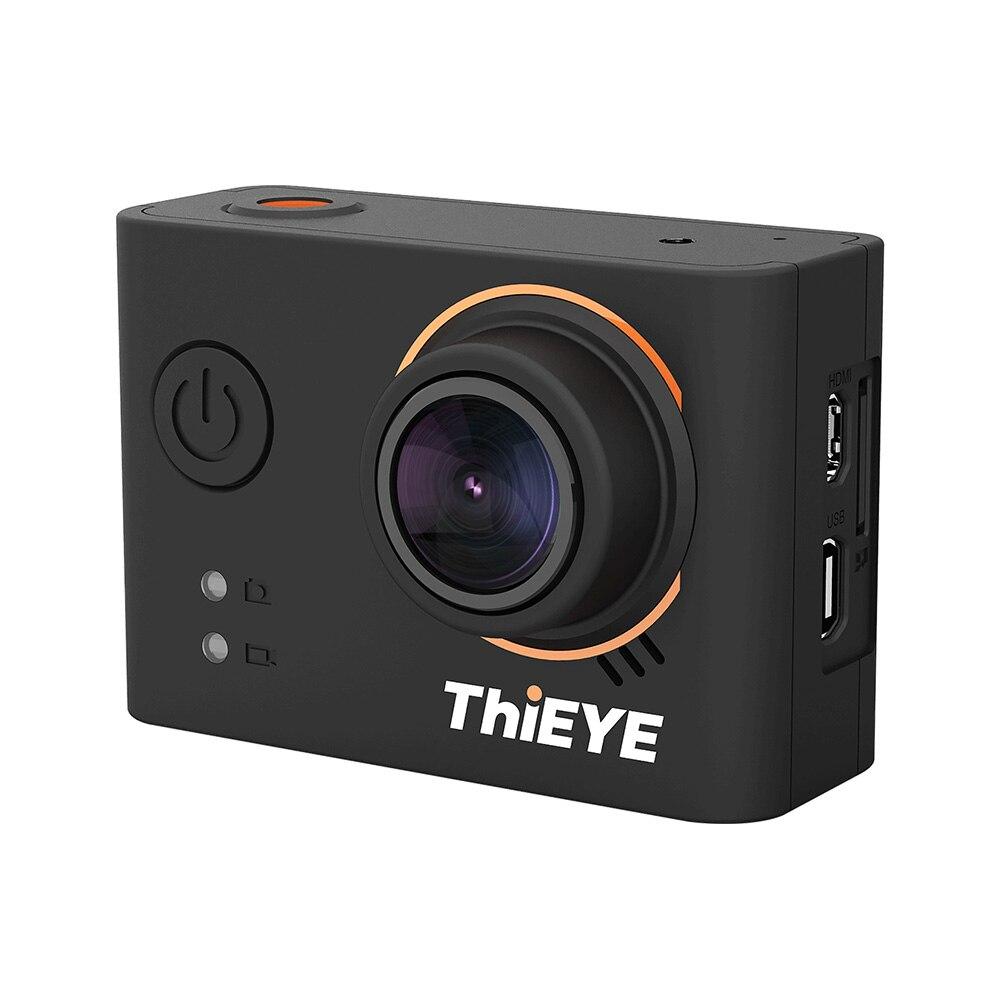 Unterhaltungselektronik Thieye T3 Sport Action Kamera 4 Karat 24fps Wifi 2,0 Zoll 40 Mt Wasserdichte Cam Ip67 Ntk96660 170 Grad Breite Winkel Unterwasser Kamera Moderater Preis