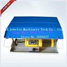 mini jewelry table polisher mini jewelry bench lathe dental Polishing motor with Dust Collector jewelry polishing
