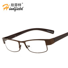 The new special glasses, presbyopic glasses wholesale 502 elderly comfortable old square metal mirror glasses