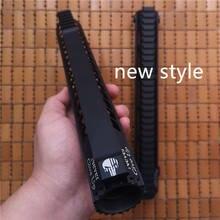 AR-15 táctico grabado de los vengadores, M4 MLOK 7 10 12 15 pulgadas, flotador gratis Delgado, riel Picatinny fit .223 5,56 AR15 M16