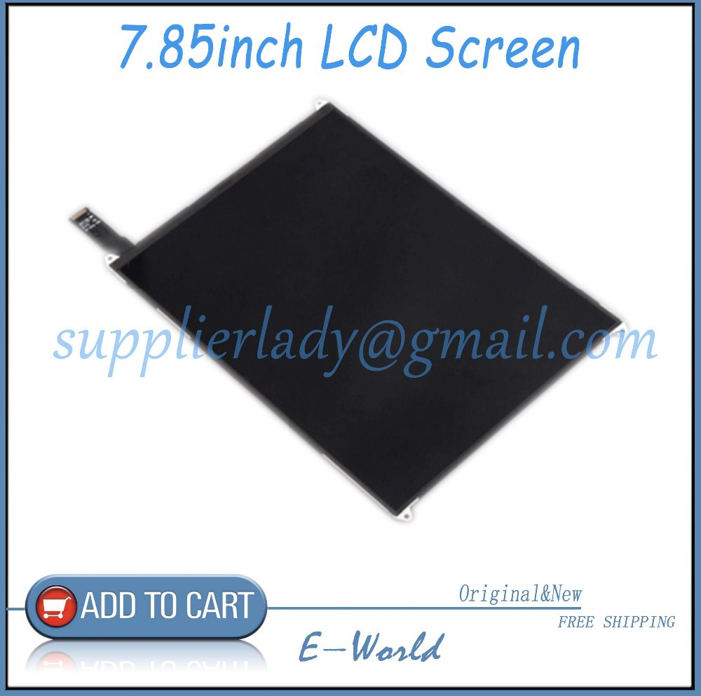 Original 7.85inch IPS LCD Screen for Oysters T80 3G Internal LCD Display Panel 1024x768 Replacement Free Shipping new 7 inch replacement lcd display screen for oysters t72ms 3g 1024 600 tablet pc free shipping