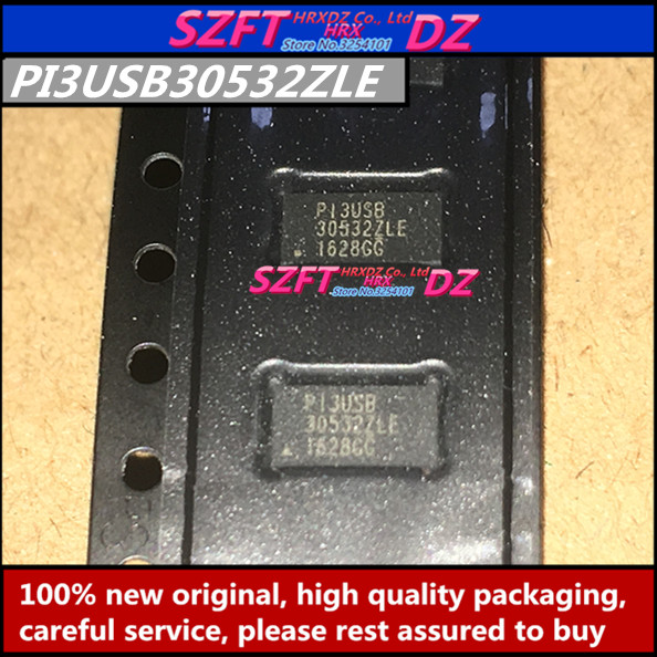 SZFTHRXDZ 100% yeni orijinal 5 PCS 10 PCS PI3USB30532ZLE PI3USB30532 30532ZLE TQFN-40SZFTHRXDZ 100% yeni orijinal 5 PCS 10 PCS PI3USB30532ZLE PI3USB30532 30532ZLE TQFN-40