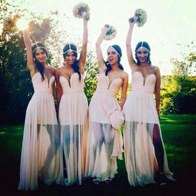 Popular Bohemian Bridesmaid Dress-Buy Cheap Bohemian Bridesmaid ...