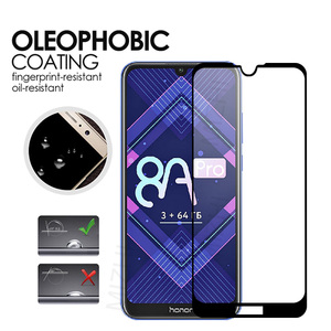 Image 4 - Protective glass for huawei honor 8a Case tempered glass for huawei honor 8a honor8a a8 8 a prime 6.09 JAT LX1 screen cover film
