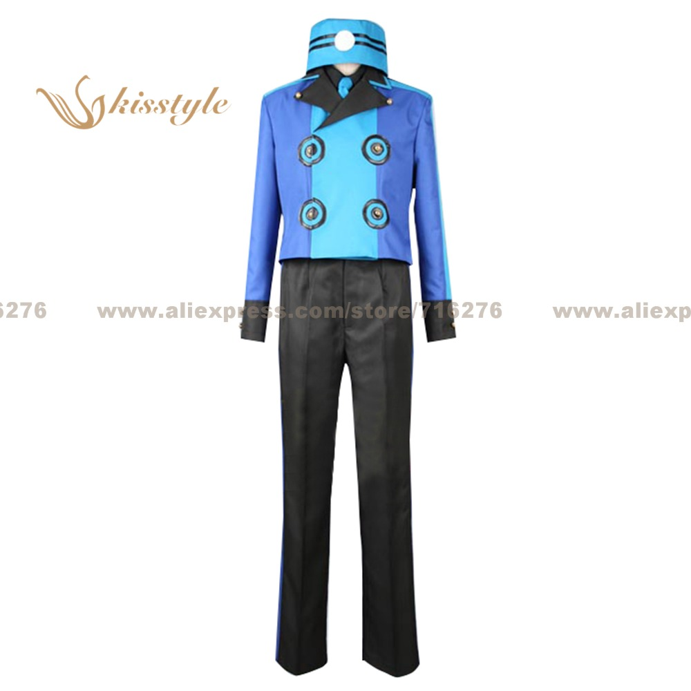 Kisstyle Fashion Shin Megami Tensei: Persona 3 Theodore Uniform COS Clothing Cosplay Costume,Customized Accepted