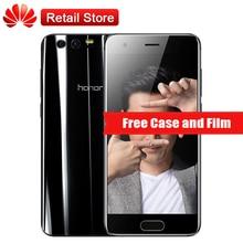 "Huawei Honor 9 6 GB + 64 GB 5,15 ""Octa-core 1920*1080 3200 mAh 3 Kameras 1080 P Globale Firmware Handy Fingerabdruck NFC"