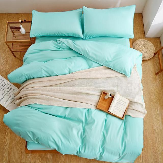 Navy Blue Bedding Set