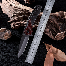 Hot Sale Utility Cold Steel Camping Bowie Tactical Knives High Quality Outdoor Wood Handle Survival Hunting Knife Zakmes X31B