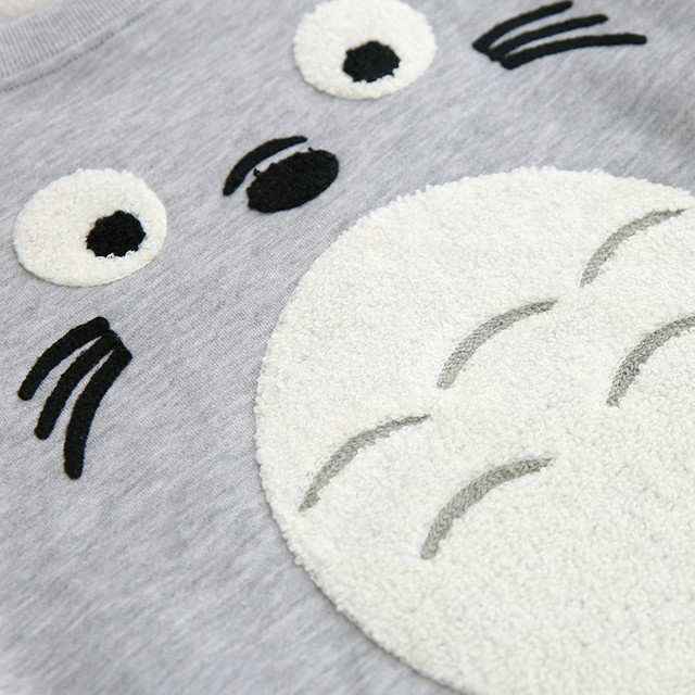 Studio Ghibli My Neighbor Totoro – Soft and Comfy Totoro Sweater