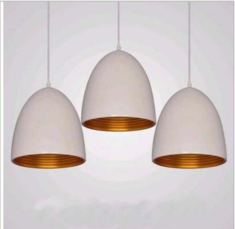Modern italian style aluminium pendant light hanging lamp ...
