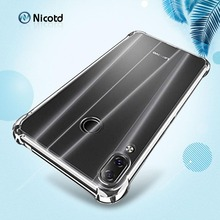 For Lenovo K8 Note Ultra thin Case Soft Transparent TPU Silicone Clear Back Bags Coque Case Cover For Lenovo K8 Z5 S5 K8Note z5s все цены