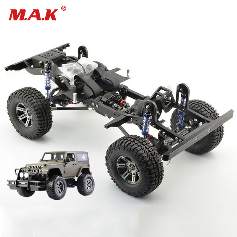 For HPI HSP 1:10 RC Crawler Xtra Speed D90 Car Body Chassis Frame Kit 280mm Drift Racing Car Accessory durable rc car defender frame set for