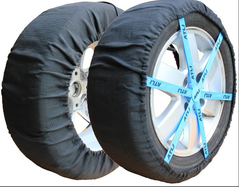 snow tire chains free us shipping autos post. Black Bedroom Furniture Sets. Home Design Ideas
