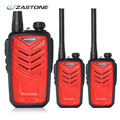 2pcs Mini Walkie Talkie Zastone ZT-MINI8 UHF 400-470MHz 128 channels 5W 1800mAh Two Way Radio Portable Handheld Transceiver