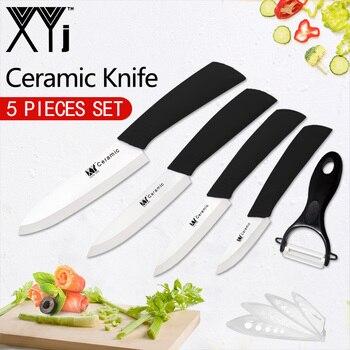 XYj noże kuchenne Chef nóż ceramiczny 3