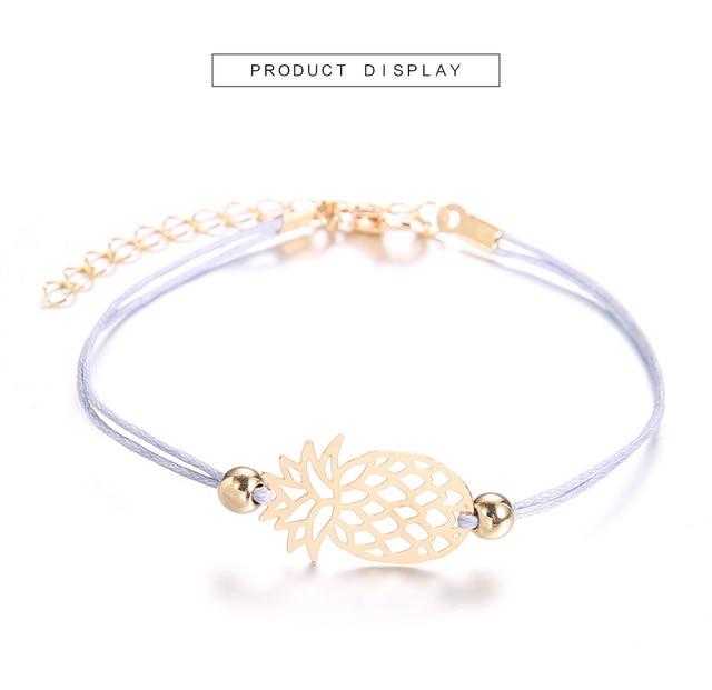 браслеты diezi в богемном стиле с подвесками виде черепахи ананаса фотография