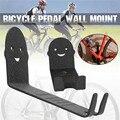 Maxfind 3 teile/satz Wand Halterung Fahrrad Halter Mountainbike Rack Stehen Stahl Unterstützung Bike Radfahren Pedal Reifen Lagerung Aufhänger Rack