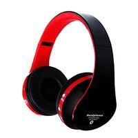 EB203 High Surround Sound Headset Wireless Stereo Bluetooth Headphone Mic Support TF Card FM Radio Universal