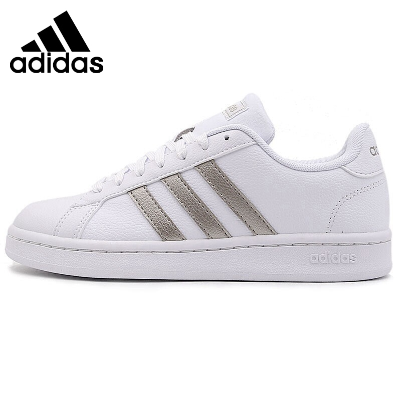 Original New Arrival Adidas NEO GRAND COURT Women's  Skateboarding Shoes Sneakers