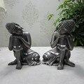 Sudeste Da Ásia estilo resina artesanato artigos de decoração de Buda shakyamuni Buda sleeping Buddha Buddha decoração Tailandesa