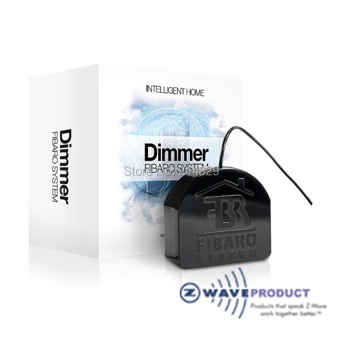 FIBARO-variateur universel 500 W FGD-211, 868.42 Mhz pour le marché européen