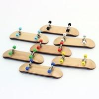 7 Piece/Lot mini fingerboard toys for boys