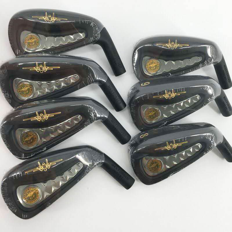 New Mens Golf head Bomber Golf irons head set 4-9P Golf Clubshead no shaft Free shipping