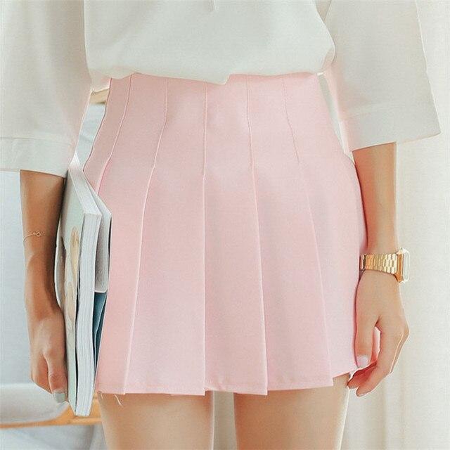 Aliexpress.com : Buy White Pink Sky Blue Skirt Cute Sweet tutu ...