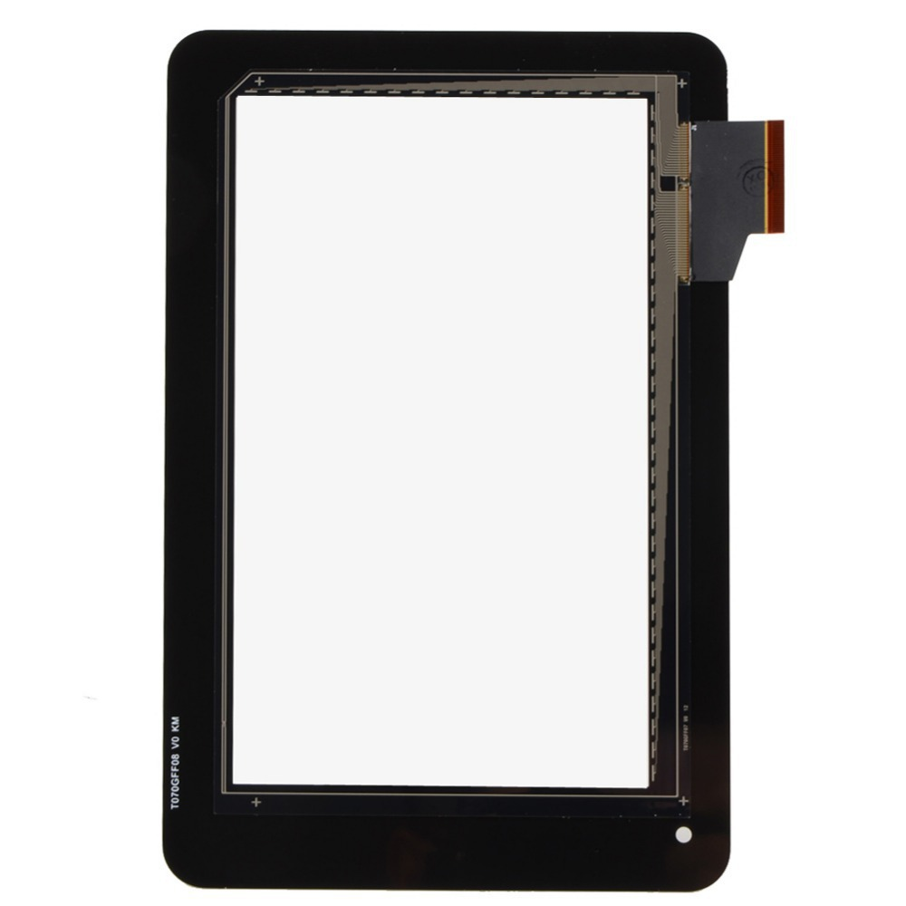 Mobile Phone Front Glass Digitizer Panel Sensor 	For	Acer Iconia Tab B1-710 B1 710 B1-711 B1 711 	Touch Screen Digitizer	Black	(free	+3m Tape+Opening Repair Tools+glue	)