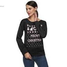 Off Shoulder Tops Women Print Hoodies Long Sleeve Casual Sweatshirt For Women Autumn Hoodies Plus Size Free Shipping 41