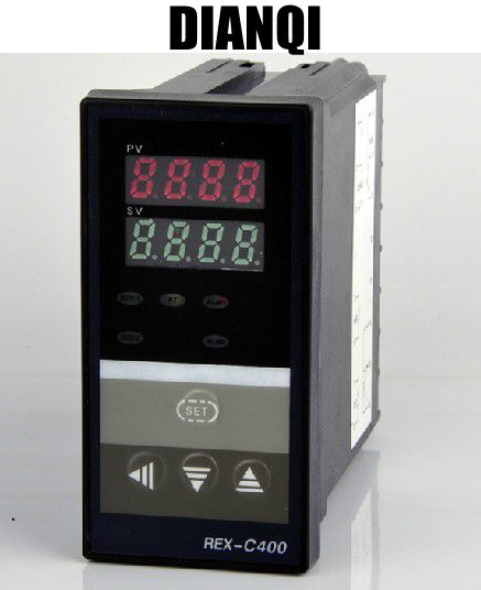 temperature controller REX-C400 temperature controller Relay Output SSR device genuine skg temperature controller skg rex c400 temperature controller trex c400 temperature control trex c400fk01 m hl