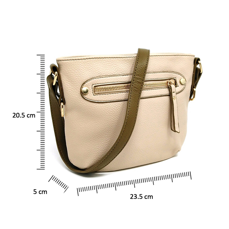 0ed06ce4141 Mini Small Womens Shoulder Bag Fashion Online Shopping Bags Side Bags Pu  Leather Messenger Bag Zipper HD 70168A-in Shoulder Bags from Luggage & Bags  on ...