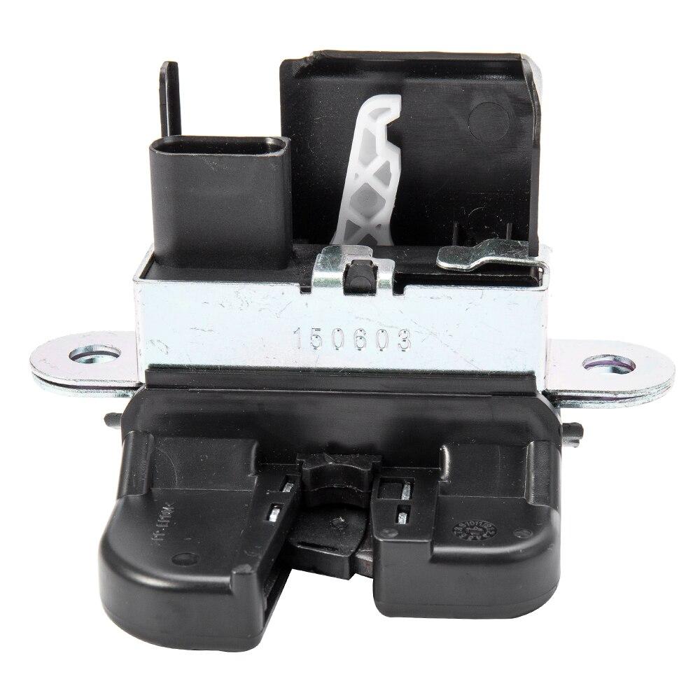 Heckklappe Boot Stamm Deckel Lock Latch für VW Golf MK6 Passat B6 Sitz Leon