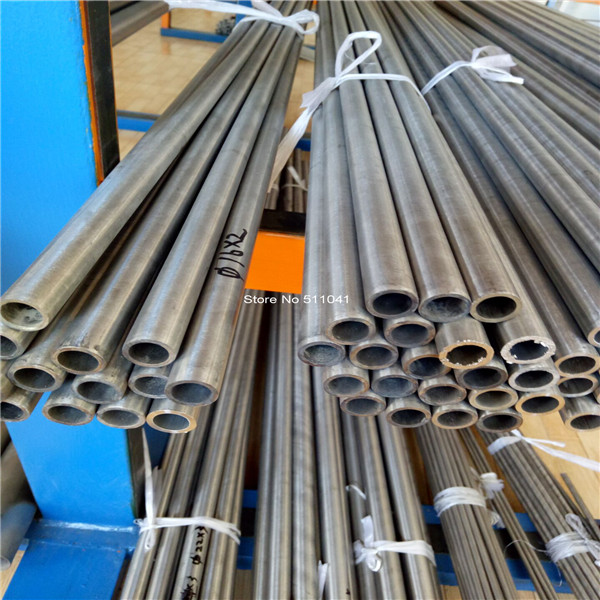 Seamless titanium tube titanium pipe 16mm*2mm*1000mm ,5pcs free shipping,Paypal is available ti titanium metal seamless tube titanium pipe gr2 grade 2 tubing titanium 63 1 2 1000mm free shipping paypal is available