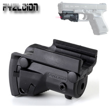 Tactical 5mw Red Laser Sight Scope Dot For GL 19 23 22 17 21 37 31 20 34 35 38 Airgun /Pistol Rifle Hunting Accessories