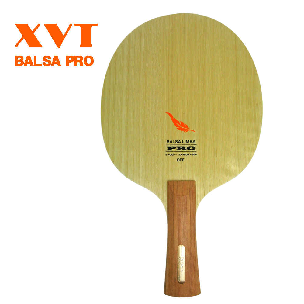 XVT  Balsa Limba PRO Ultra Control / Ultra Spin  Table Tennis Blade/ ping pong blade/ table tennis bat
